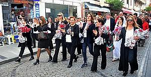 8 Mart Dünya Emekçi Kadınlar Günü fotoğrafları