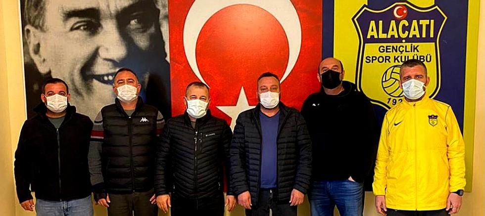 Alaçatıspor'dan bayram mesajı