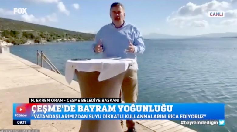 Başkan Oran,