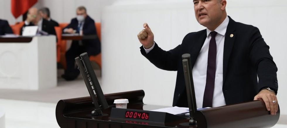 """CHP'den çağrı:  """"Ulusal İklim Krizi Eylem Planı için neyi bekliyoruz?"""""""