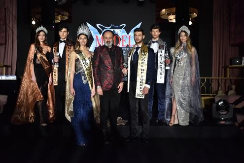 Miss&Mr Model of Turkey yarışması için geri sayım başladı