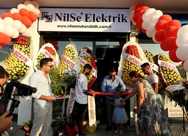 Profesyonel çözümler sunan NilSe® Elektrik Çeşme'de şube açtı